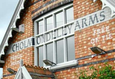 Cholmondeley Arms